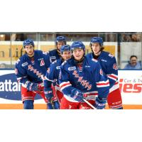 Rangers Get Offensive Juices Flowing in Big Win over Sting