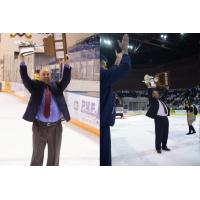 Rod Aldoff Returns to Coach Ice Flyers