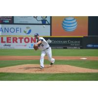 Somerset Patriots Bring Back 2014 ALPB Left-Handed Pitcher of the Year Matt Zielinski