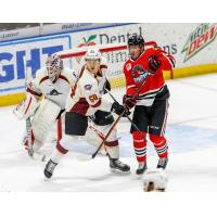 Monsters Shut Down by IceHogs, 2-0