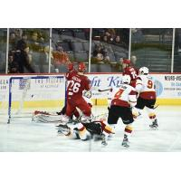 Americans Hold on for 3-2 Win over Indy