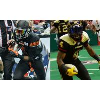 Empire Adds Top Two IFL Career Receiving Leaders