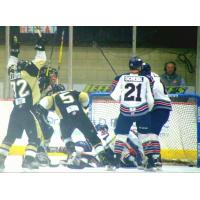 Fick Gives Nailers Final Say against Wings