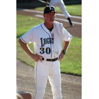 Longtime Legends Pitching Coach Charley Taylor Dies
