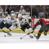 Monsters Outlasted by Wild, 4-2