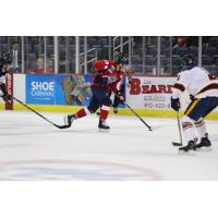 ThunderBolts Fall Short against Rivermen