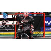 Stealth Downed by Knighthawks