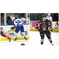 Moore and Hanson Released from AHL PTO's