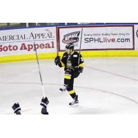 RiverKings Win in Shootout, Clinch Playoff Spot