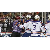 Condors Sweep Tucson with 4-3 Win