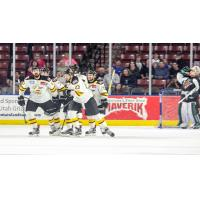 Eagles Capitalize on Specialty Teams to Defeat Grizzlies 5-3