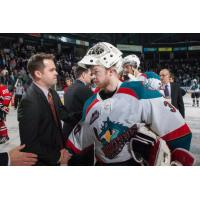 Former Rockets Goaltender Jordon Cooke Is Making the Most of His WHL Scholarship