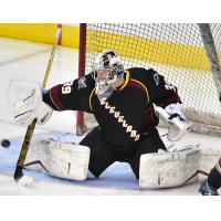 Thiessen's Heroics Lift Monsters to 2-1 Shootout Win