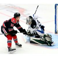Steelheads Squeeze out 3-2 Win