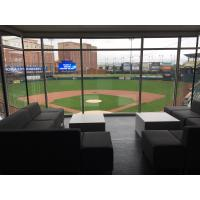 OKC Dodgers Unveil Oklahoma Fidelity Bank Club and Improvements at Chickasaw Bricktown Ballpark