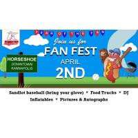 Intimidators Newsletter: Fan Fest Set for Sunday in Downtown Kannapolis; Opening Night on April 6