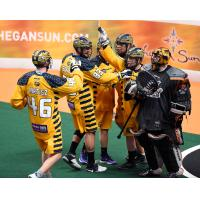Georgia Swarm Clinches Playoff Berth, Becomes First Team to Reach 10 Wins