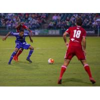 PREVIEW: LouCity Adds Kaye for Saturday's Game in Richmond