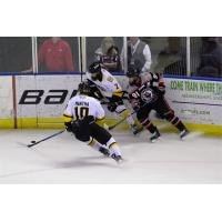 Havoc Best RiverKings 4-2 in Game One of Playoffs