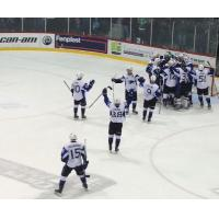 SUBWAY =c2=ae GAME RECAP: SEA DOGS SWEEP FOREURS TO ADVANCE TOSEMIFINALS