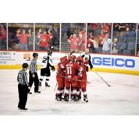 Americans Comeback Leads to Game 1 Win