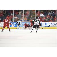 Americans Fall to Grizzlies in Game 2