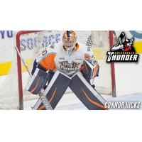 Firebirds' Hicks Signs with Calgary Flames' ECHL Affiliate Adirondack Thunder