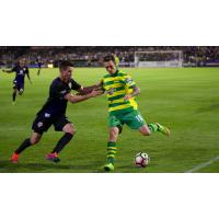 Tampa Bay Rowdies Lose 2-1 to Louisville City FC