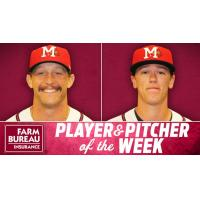 Lien, Allard Claim Weekly Honors