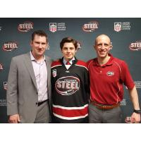 Steel Sign Robert Mastrosimone to Tender