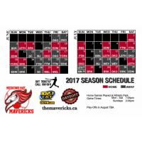 Mavericks Home Opener- June 5th