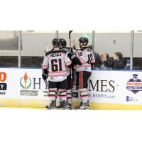 : the Havoc Force Game Three with a Thrilling 4-3 Overtime VIctory