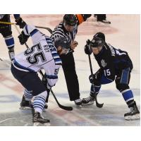 GAME RECAP: SEA DOGS SUFFER FIRST PLAYOFF LOSSIN DOUBLE OVERTIME