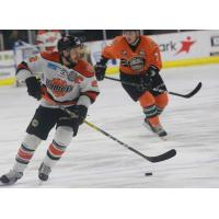 Komets Punch Ticket to Central Division Finals