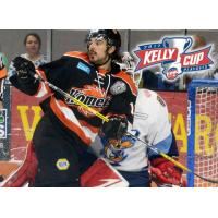 Komets Face Rival Walleye in Division Finals