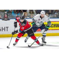Kelowna (3) Seattle (5) - Game 5 - Western Conference Championship