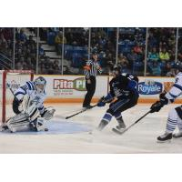 SEA DOGS BLANK SAGUENEENS IN GAME 5