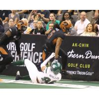 : Rattlers Breeze Past Blizzard, 64-29