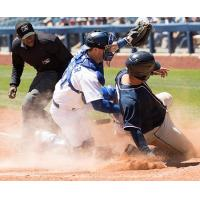 Drillers Fall One Run Short in Loss to Naturals