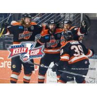 Komets Wallop Walleye 4-1