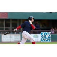 Holt Homers in 4-3 Comeback Win