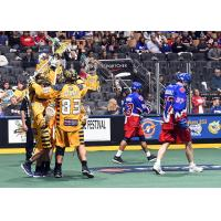 Georgia Swarm Takes 1-0 Series Lead in East Division Finals