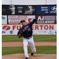 Somerset Patriots Pitcher Aaron Laffey's Contract Purchased by Arizona Diamondbacks