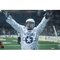 Jackson Named Knighthawks Rookie of the Year and Offensive MVP