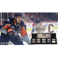 Firebirds' Alex Peters Awarded Mickey Renaud Captain's Trophy