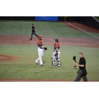 AirHogs Blank RedHawks for First Win of Regular Season