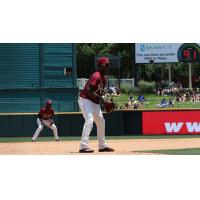 Riders Fall 7-6 to Hooks in Topsy-Turvy Series Finale