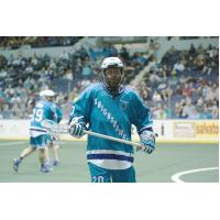 Suitor Wins Knighthawks Wolf Pack Award