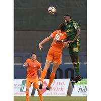 Roughnecks Beat Timbers 2, Climb to 3rd in Standings