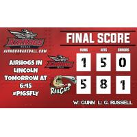 Four-Run Fifth Inning Helps RailCats Take Game 3